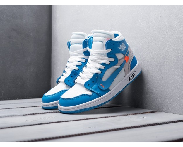 Кроссовки Nike Air Jordan 1 x Off-White