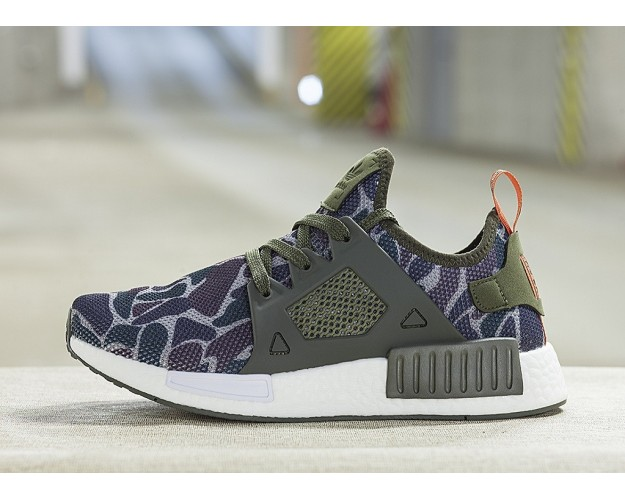 Кроссовки Adidas NMD XR1 Navy Black JD