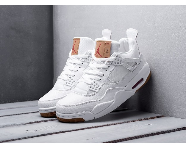 Кроссовки Nike x Levi's Air Jordan 4 Retro